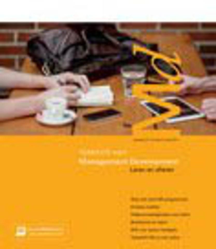 Themacahier Management Development zomer 2014 - Leren en afleren