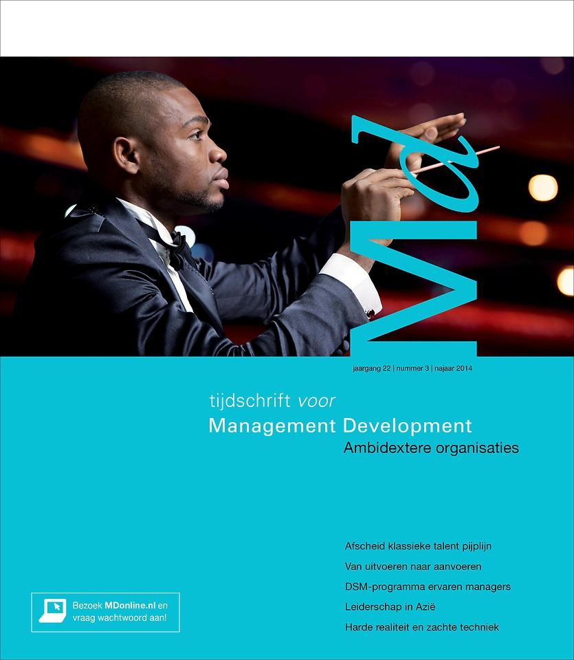 Themacahier Management Development najaar 2014 - Ambidextere organisaties