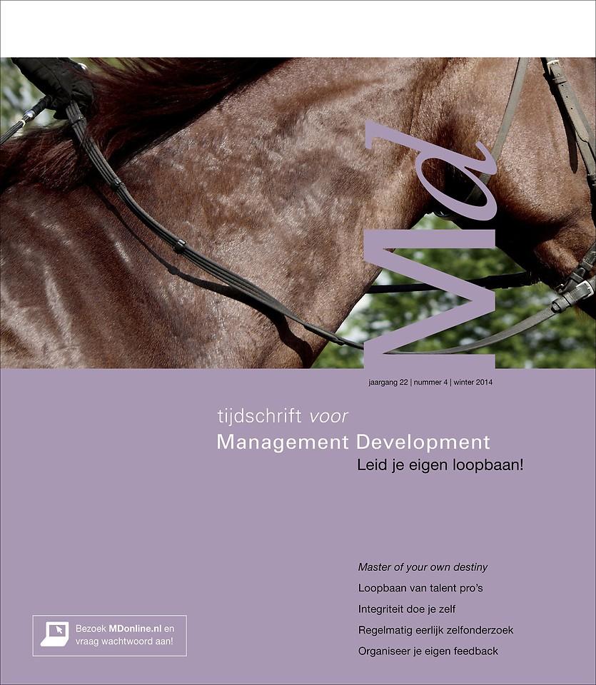 Themacahier Management Development winter 2014 - Leid je eigen loopbaan!