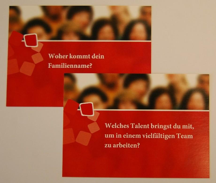 Listen & Learn - Diversity Flash Cards (Duitse versie)