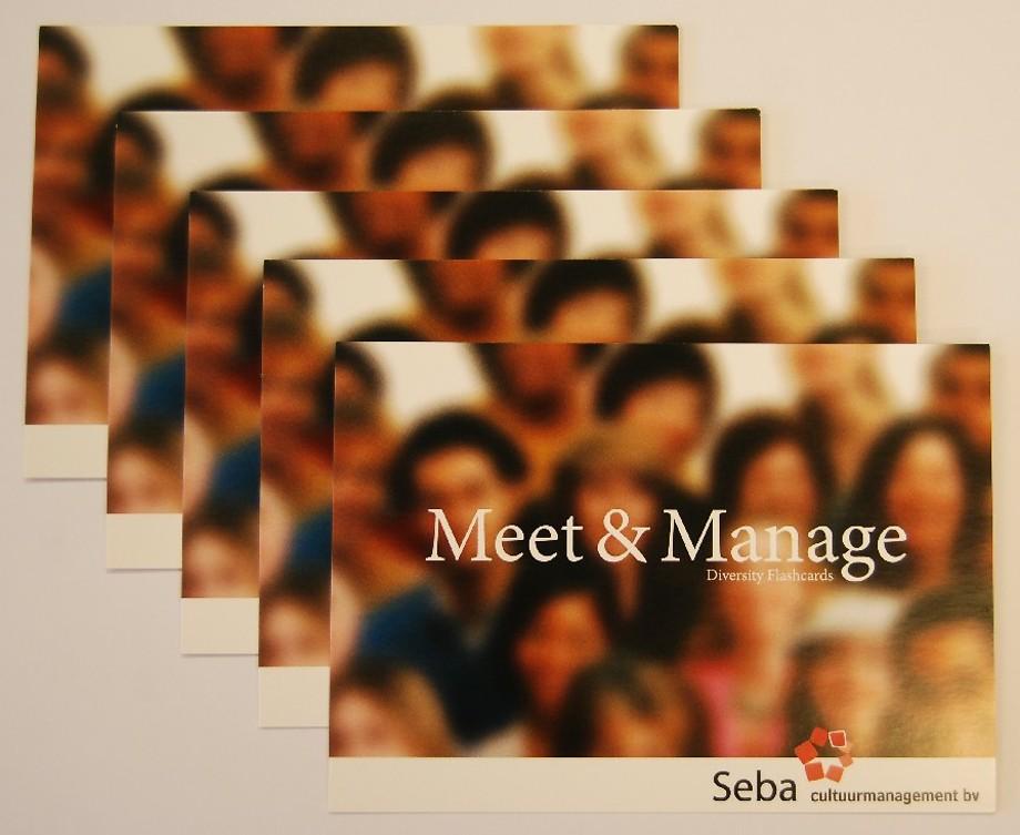 Meet & Manage Diversity Flash Cards (Duitse versie)