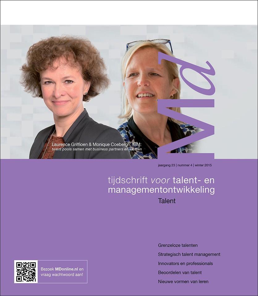 Themacahier Management Development winter 2015 - Talent