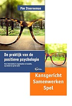 Pakket De praktijk van de positieve psychologie + Kansgericht Samenwerken Spel