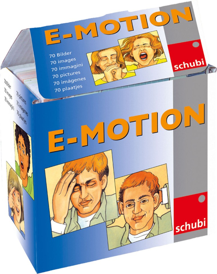 E-Motion - Verhalendoos