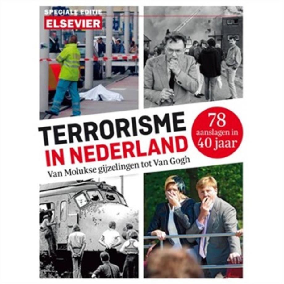 Elsevier Speciale Editie Terrorisme in Nederland