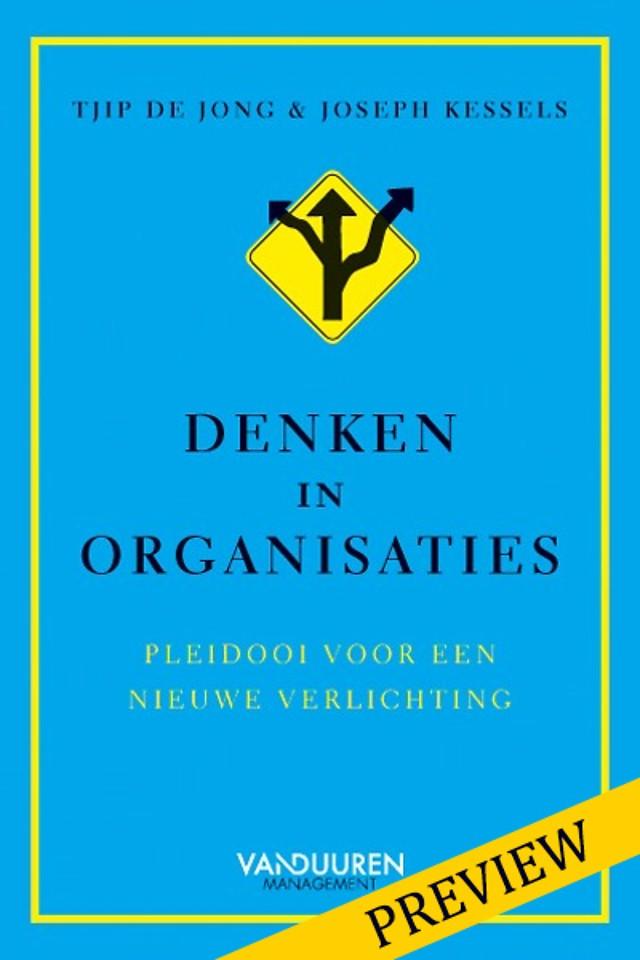 Denken in organisaties - gratis voorpublicatie