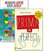 Pakket: 40 dagen liefde voor jezelf & PRIMA is perfect