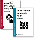 Opvallen met visual storytelling + De customer journey in kaart in 60 minuten
