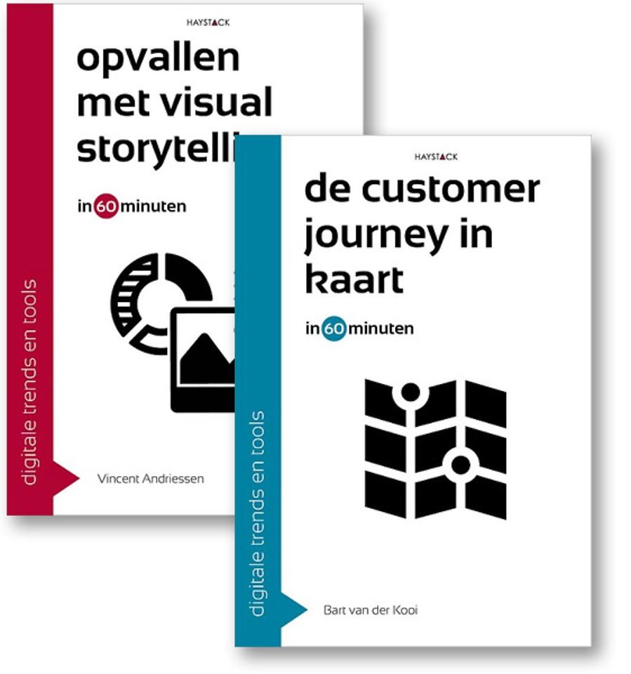 Opvallen met visual storytelling + De customer journey in kaart in 60 minuten