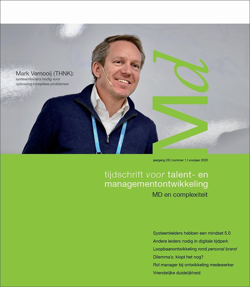 Themacahier Management Development - voorjaar 2020 - MD en complexiteit