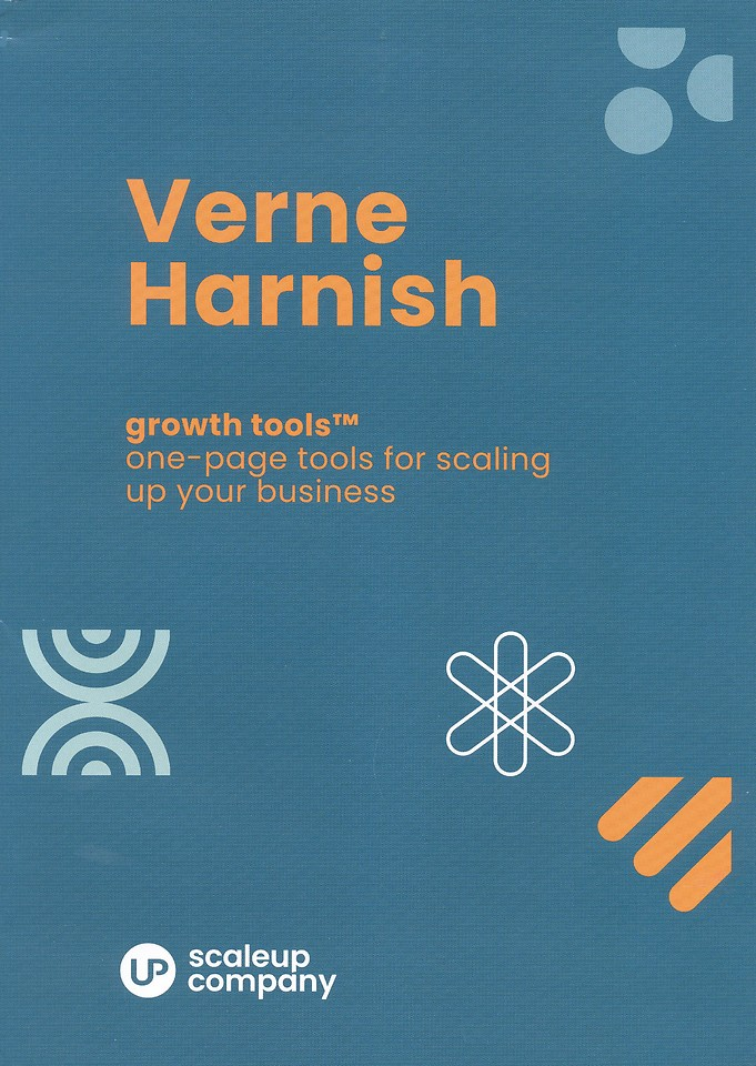 Growth tools - One-page tools for scaling up your business