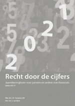 Recht door de cijfers - Editie 2021-1 (ES47810031)