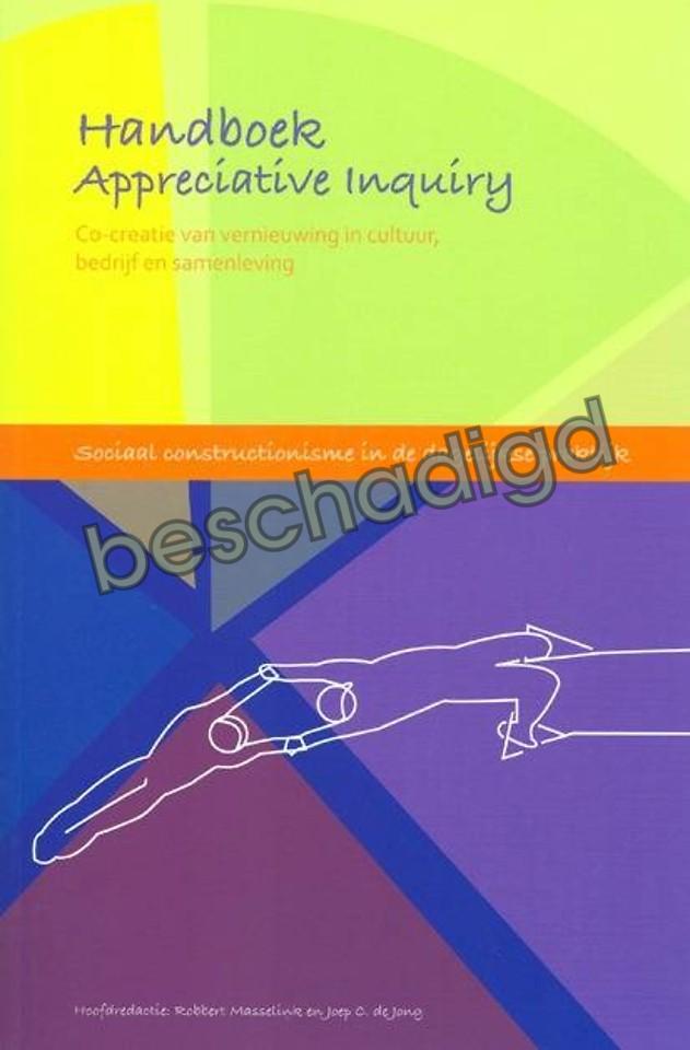 Handboek Appreciative Inquiry (licht beschadigd)