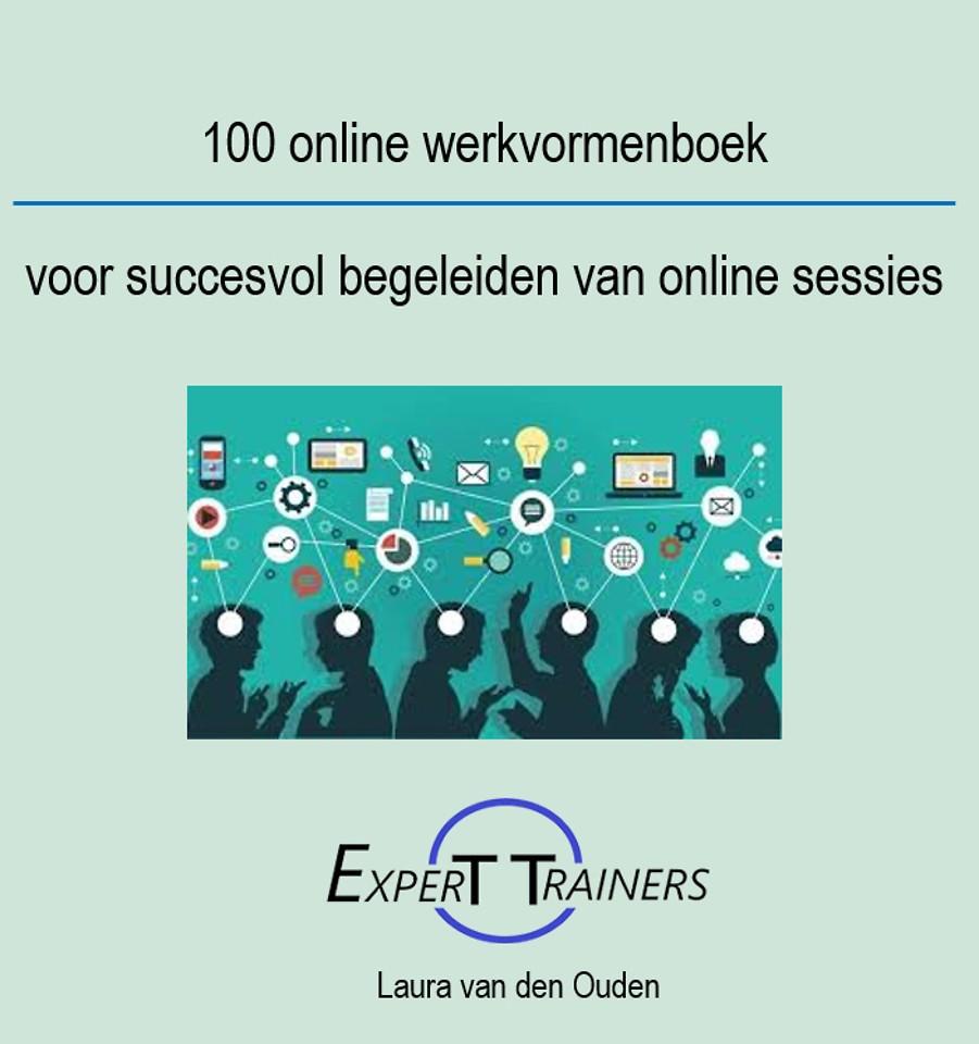 100 Online werkvormenboek