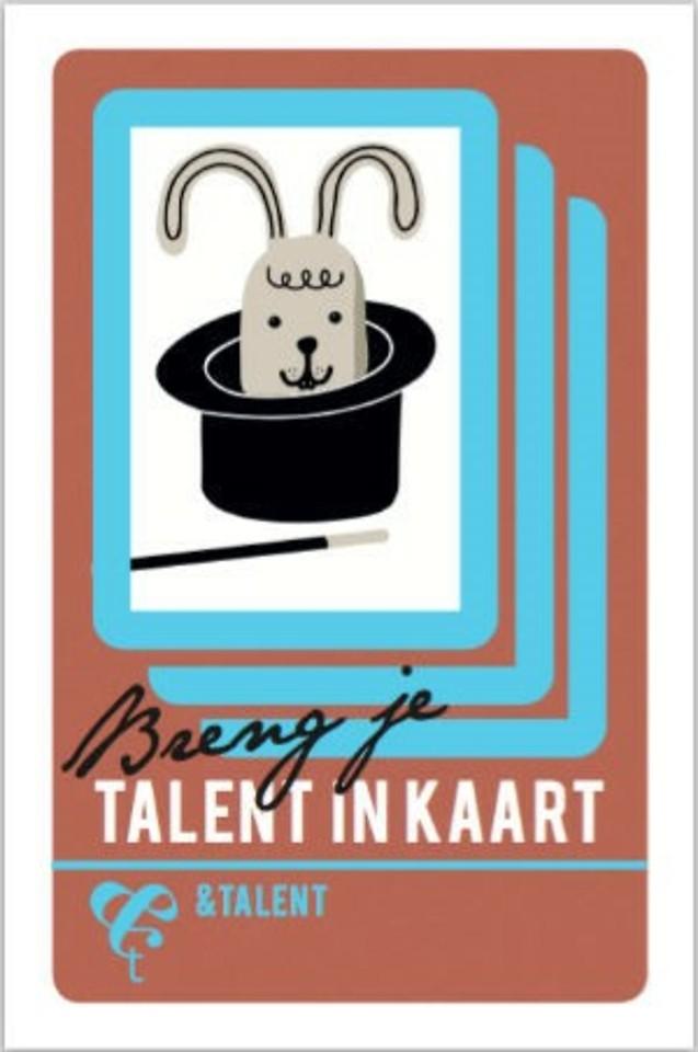 Kaartenset Talenten - Breng je Talent in Kaart