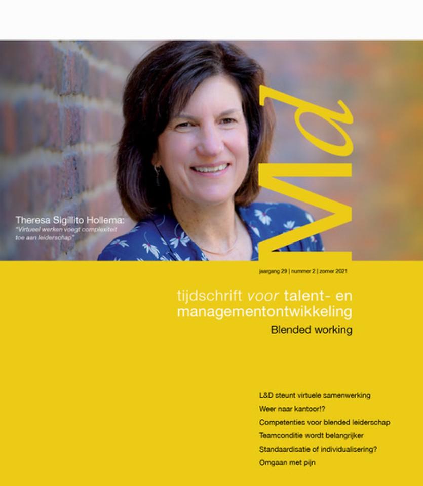 Tijdschrift voor talent- en managementontwikkeling - zomer 2021 - Blended working