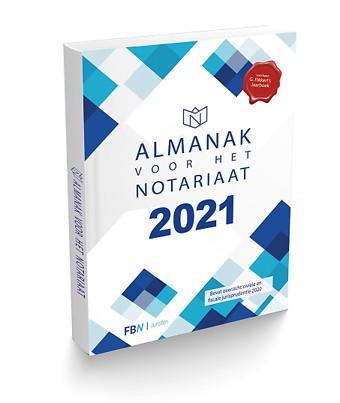 Almanak voor het notariaat 2021